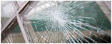 Royal Tunbridge Wells Smashed Glass